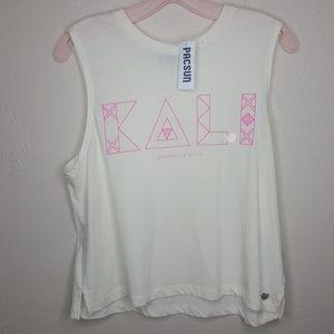 4/$25 L Kendall Kylie Pacsun Kardashian Tank Tee